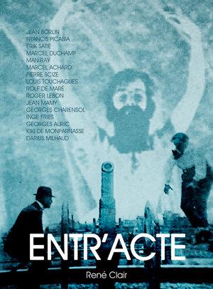 Фільм «Антракт» (1924)