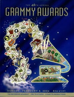 46-я церемония вручения премии «Грэмми»