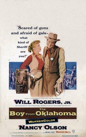 Фільм «Мальчик из штата Оклахома» (1954)