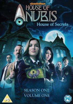 Сериал «Обитель Анубиса» (2011 – 2013)