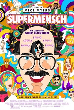 Фільм «Supermensch: The Legend of Shep Gordon» (2013)