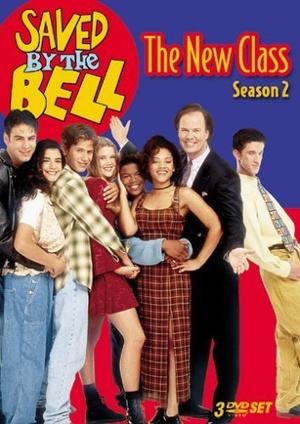 Сериал «Спасенные звонком: Новый класс» (1993 – 2000)