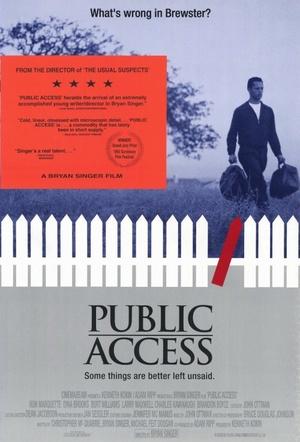 Фільм «Публичный доступ» (1993)