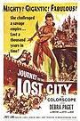 Фільм «Путешествие взатерянный город» (1960)