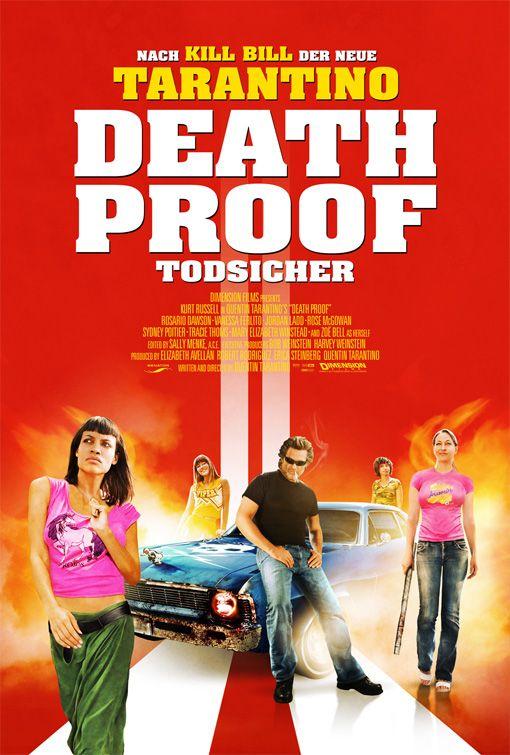 Доказательство смерти 2007 - профессиональный