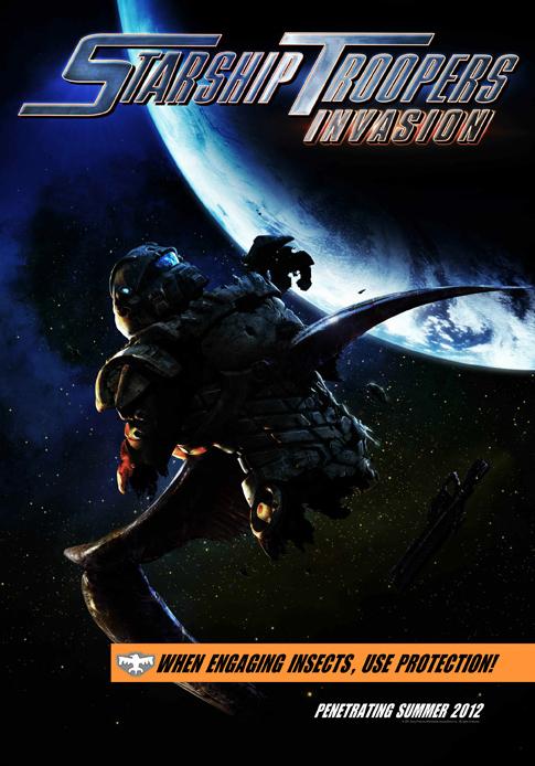 Звёздный десант: Вторжение 2012 - профессиональный