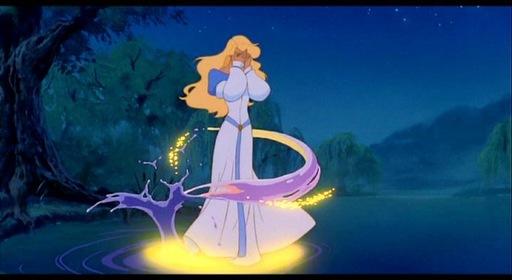 «Принцесса Лебедь» — кадры