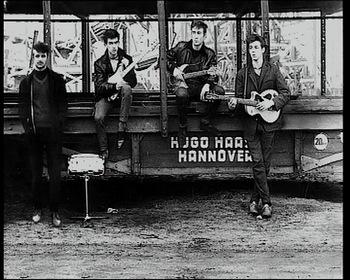 «Антология Beatles» — кадры