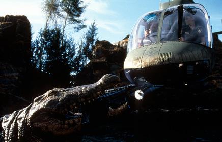 «Лэйк Плэсид: Озеро страха» — кадры