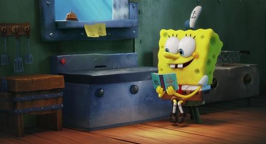 «Губка Боб: Втеча Губки» — кадри
