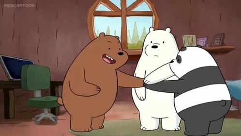 «Вся правда о медведях» — кадры