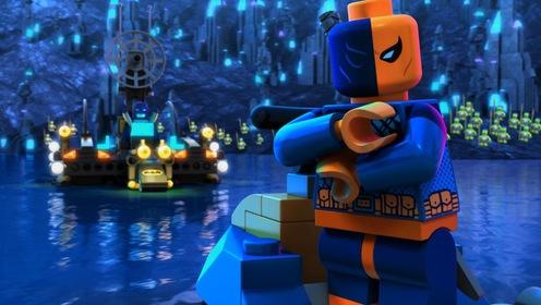 «LEGO Супергерои DC: Лига справедливости – Вдали от Готэма» — кадры