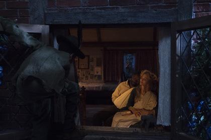«Питер Пэн и Алиса в стране чудес» — кадры