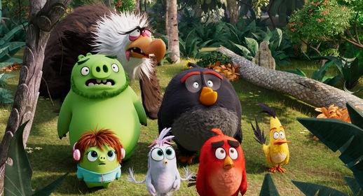 «Angry Birds у кіно 2» — кадри
