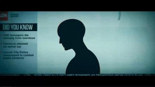 «Код 8» — кадры