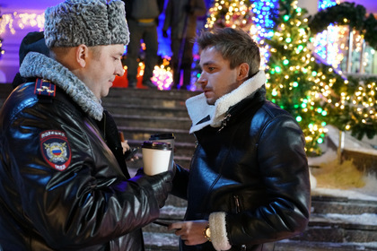 «Полицейский с Рублёвки: Новогодний беспредел» — кадры