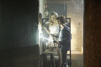 «Нэнси Дрю и потайная лестница» — кадры