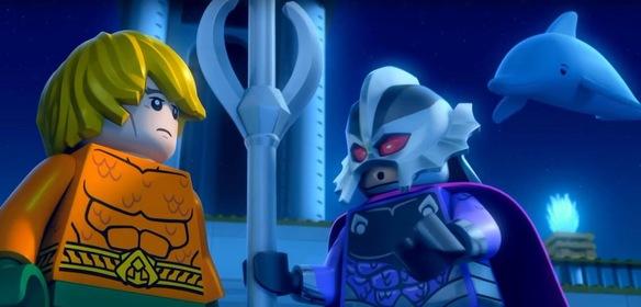«LEGO Супергерои DC: Аквамен - Ярость Атлантиды» — кадры