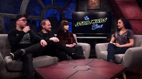 «The Star Wars Show» — кадры