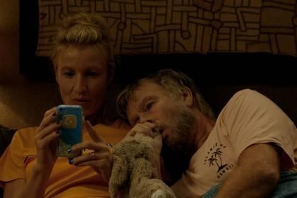 «Чокнута сімейка» — кадри