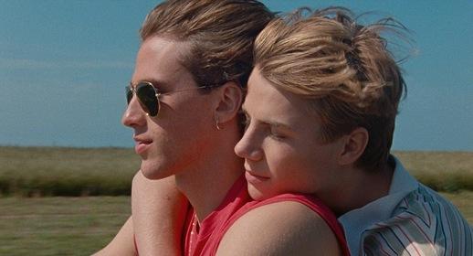 «Лето'85» — кадры