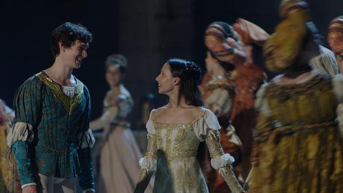 «Ромео и Джульетта» — кадры