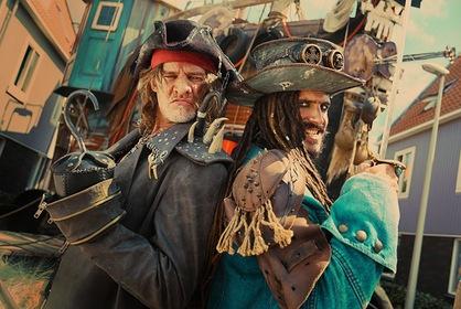 «Пираты по соседству» — кадры