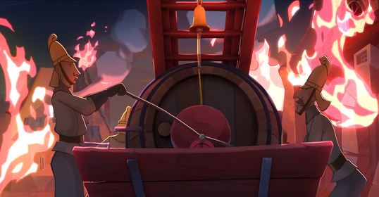 «Огонёк-Огниво» — кадры