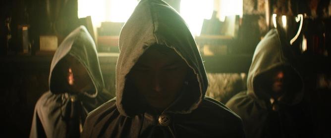 «Погребальные байки» — кадри