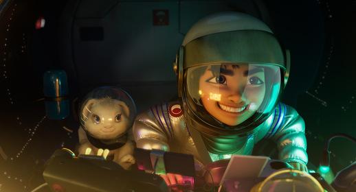 «Подорож на Місяць» — кадри