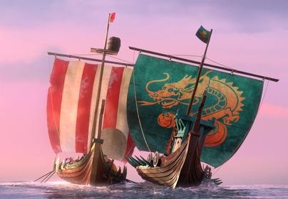 «Вікінг Вік» — кадри