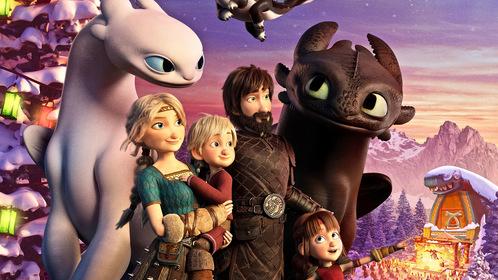 «Як приручити дракона: Повернення додому» — кадри