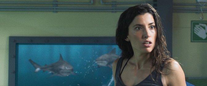 «Глубокое синее море 3» — кадры