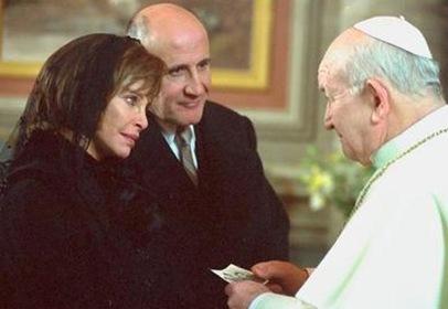 «Іоан XXIII Папа миру» — кадри