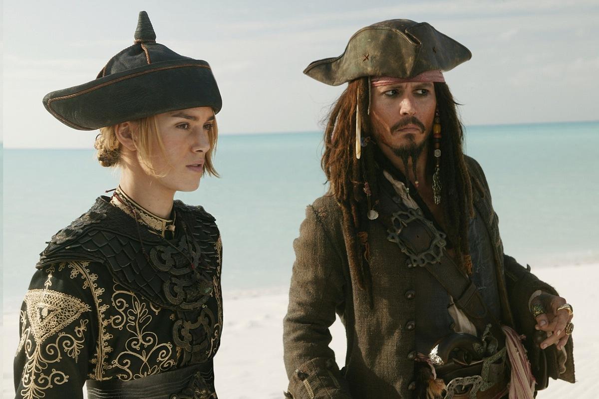 Натали Портман Фильмы Пираты Карибского Моря