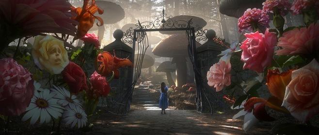 «Алиса в Стране чудес» — кадры