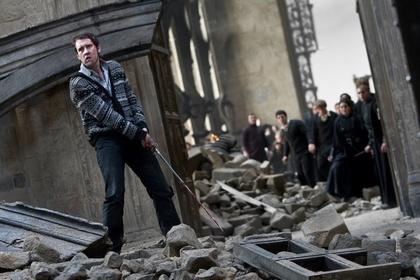 «Гарри Поттер и Дары Смерти: Часть II» — кадры