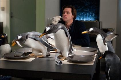 «Пингвины мистера Поппера» — кадры