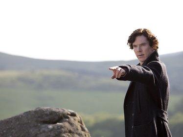 «Шерлок» — кадры