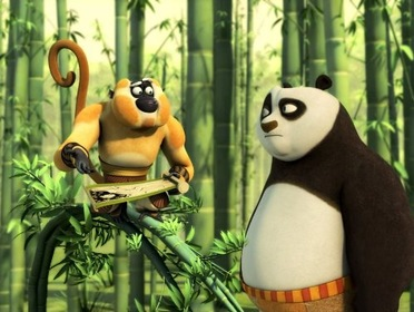«Кунг-фу Панда: Удивительные легенды» — кадры