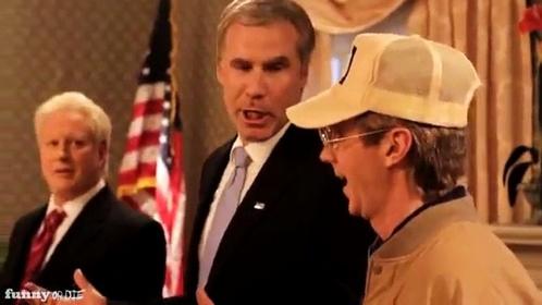 «Президентское воссоединение» — кадры
