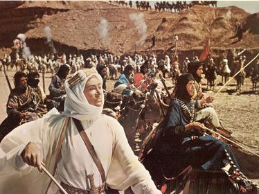 «Лоуренс Аравійський» — кадри