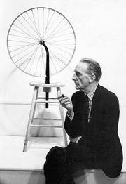 Марсель Дюшан (Marcel Duchamp)