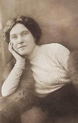 Сюзанн Деспрес (Suzanne Desprès)