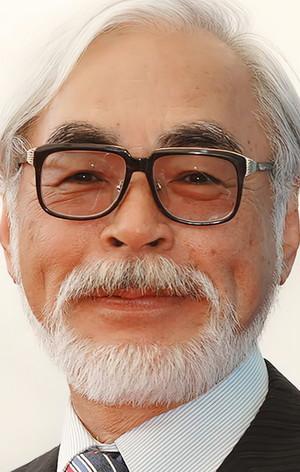 Хаяо Міядзакі (Hayao Miyazaki)